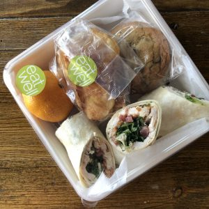 Roast Turkey Club Wrap - Cincinnati Ballet